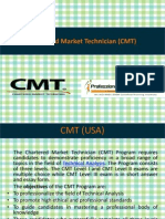 CMT|Chartered Market Technician|Professional Training Academy
