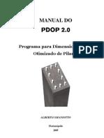PDOP 2.0 - Manual (Melhor Qualidade)