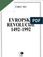 Carls Tili- Evropske Revolucije- 1492-1992