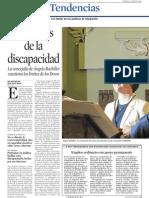 Reportaje La Vanguardia
