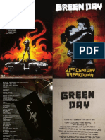 21st Century Breakdown - Digital Booklet