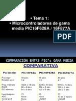 Presentación PIC GAMA MEDIA