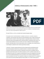 Romii din România și Holocaustul uitat