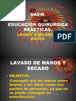 LAVADO DE MANOS -> Futura Médica