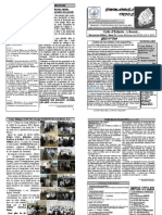 EMMANUEL Infos (Numéro 81 du 11 AOÛT 2013)