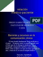 Relacion Medico Paciente -> Futura Médica