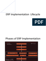 ERP Implementation Lifecycle
