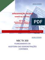 4-nbcta300-planejamentodaauditoriadasdcs-121113110940-phpapp02