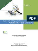 GUIA METODOLÓGICA DE TRABAJOS DE GRADO AE 2012.pdf