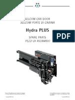 Wittur Hydra Plus Manual