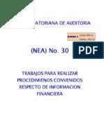 Norma Ecuatoriana de Auditoria