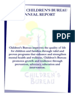 Children's Bureau of New Orleans 2011-2012 Annual Report