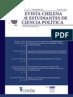 V1N1 - Revista Chilena de Estudiantes de Ciencia Política