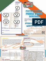 High Voltage-Power Surge August 11