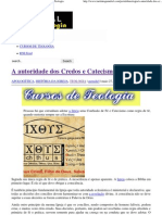 A autoridade dos Credos e Catecismos _ Portal da Teologia.pdf
