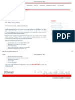 Fitoteca de segurança - Arktec