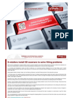 Global Clothing B2C E-Commerce Report 2013_Fibre2Fashion