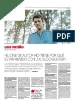 Entrevista a Lois Patiño
