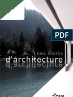 L'Eau Source d'Architecture