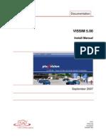 VISSIM_500_InstallManual