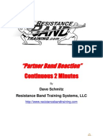 2 Min Continuous Partner Band Reaction