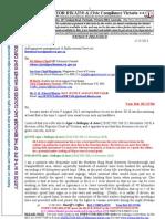 130812-COMPLAINT Ref Brendan Facey Director IM&ES -Sheriff) OBL 1106575301
