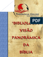 Visao Panoramica Da Biblia