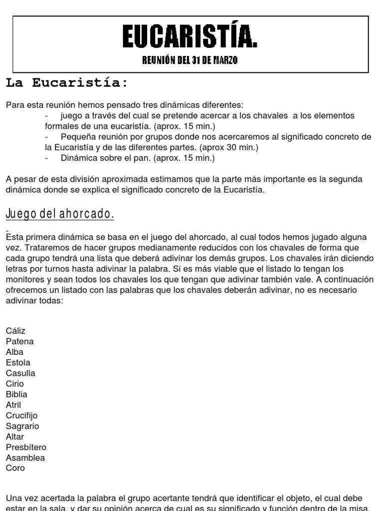 Pjv Prepascua01 Cjclaret06eucaristia