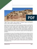 Sedimentary Rocks Notes