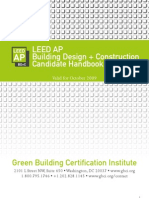 LEED building design
