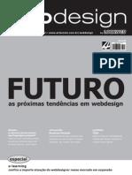 Revista Webdesign - Ano I - Número 12 - Futuro, as próximas tendências em webdesign