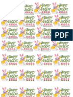 Bunny Easter Cards