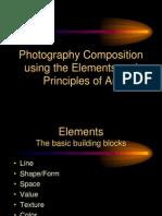 Elements Principles of Photo