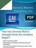 eng 338 general motors