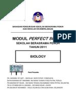 Perfect Bio Score 2011 SBP