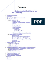 Artificial Intelligence and Soft Computing Behavioral