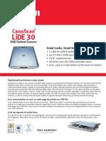 CanonScannerLiDE30_spec.pdf