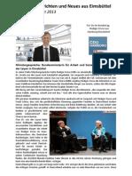 Berliner Nachrichten August 2013