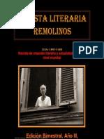 Revista Literaria Remolinos 38