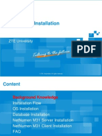 09 NetNumen Installation_PPT-18