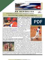 Lnr 88 (Revista La Nueva Republica) 12 de Agosto 2013 Cubacid.org