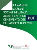 Volume tematico 6° censimento agricoltura - 30-lug-2013 - Testo del volume