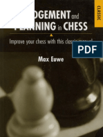 Judgement and Planning in Chess (Gnv64)