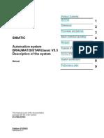 1. Braumat_sistar v5.3 System Description