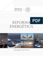 PRI Energy Reform Proposal