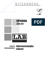 Metal Gipuzkoa Convenio2011