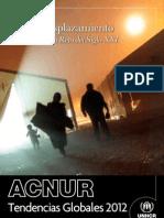 ACNUR - Tendencias Globales de Desplazamiento