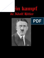 Mein Kampf Romana