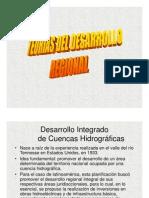 Teorías del desarrollo territorial
