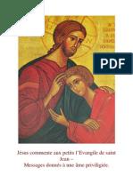 Jesus Commente Aux Petits l'Evangile Selon Saint Jean